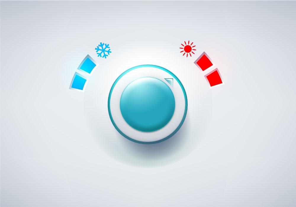 inteligentné vykurovanie Homio termostat